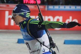 Біатлоністка Підгрушна фінішувала сьомою у спринті на Кубку світу в Оберхофі