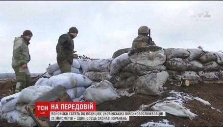 Мощный обстрел на Луганщине: боевики применили 152-миллиметровые пушки