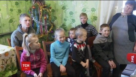 В Винницкой области семье бойца АТО благотворители купили дом