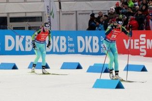 Дві українські біатлоністки фінішували у топ-20 індивідуальної гонки в Антхольці