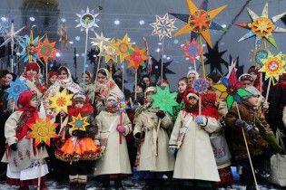 На зимові свята у центрі Києва з'їли 80 тонн м'яса і випили 130 тисяч літрів глінтвейну