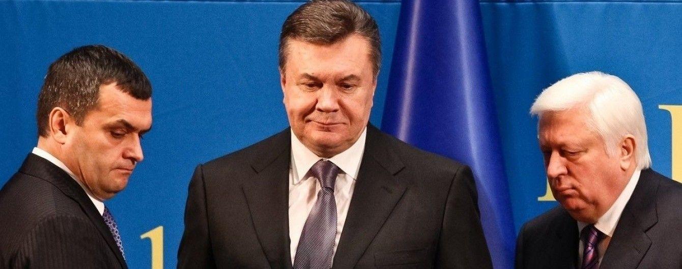 Al Jazeera опублікувала таємний документ, що доводить виведення Януковичем мільярдів з України