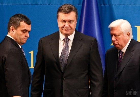 Луценко заявив про завершення слідства щодо економічних злочинів Януковича і Ко