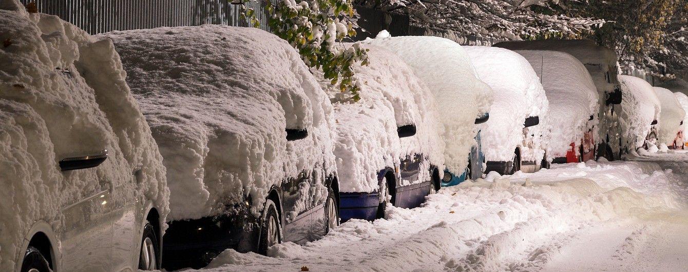 Новая атака зимы: спасатели предупреждают о сильных метелях