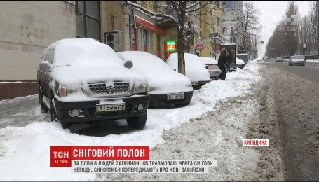 Жертви морозів і нові прогнози синоптиків: Україна продовжує страждати від непогоди