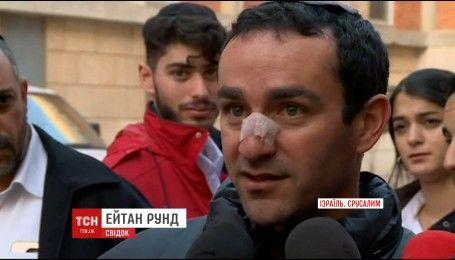 Свидетель теракта в Иерусалиме рассказал о пережитом