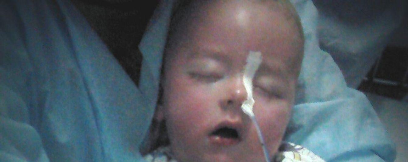 1-річний Верещак Назар потребує допомоги