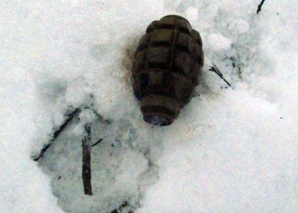На Донеччині місцевий житель намагався здати гранатомет на металобрухт