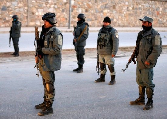 Серія терактів в Афганістані: через напад на мечеть загинуло 25 людей