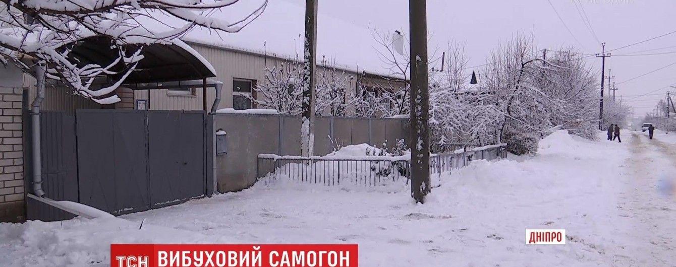 Взрыв самогонного аппарата уложил в реанимацию 2-летнего мальчика