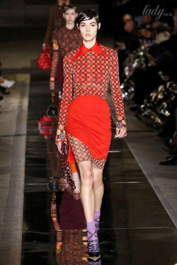 Коллекция Givenchy прет-а-порте сезона весна-лето 2017_24