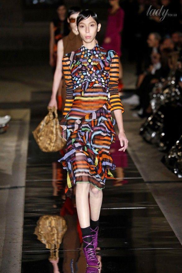 Коллекция Givenchy прет-а-порте сезона весна-лето 2017_27