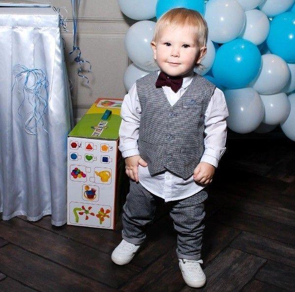 День народження сина Реброва