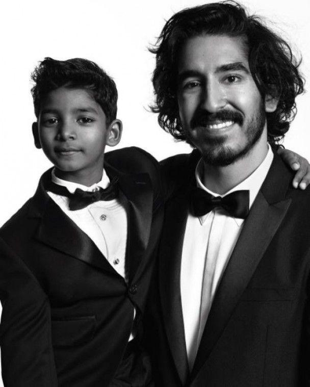 """Тріумфатори премії """"Золотий глобус"""" знялися в ефектній чорно-білій фотосесії"""