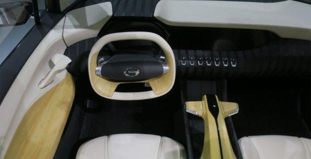 Китайцы привезли в Детройт концептуальный кроссовер GAC EnSpirit