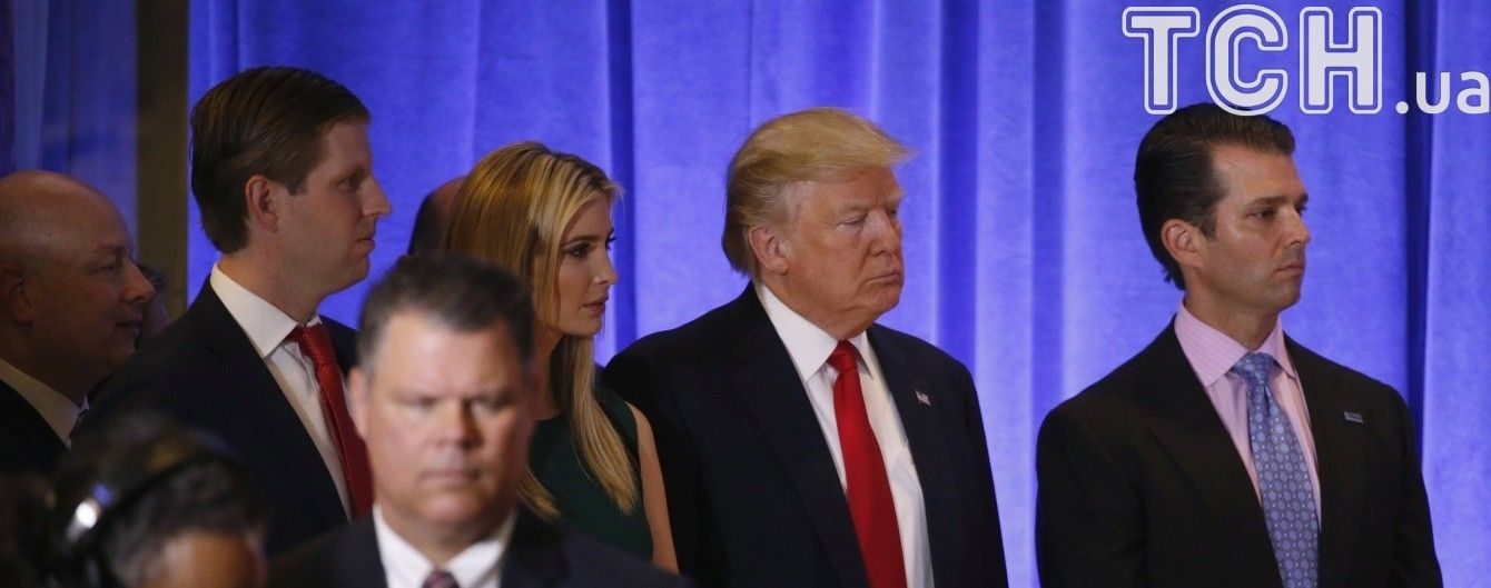 Дивіться онлайн першу велику прес-конференцію Трампа