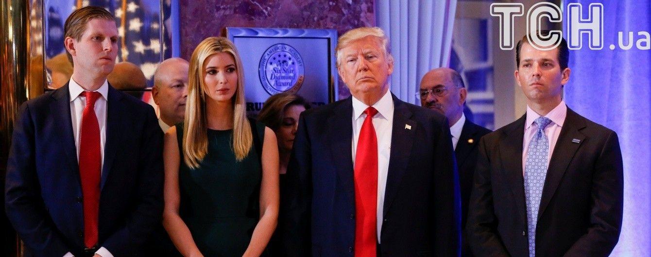 Дочка Трампа пообіцяла залишити бізнес батька і покинути власний бренд