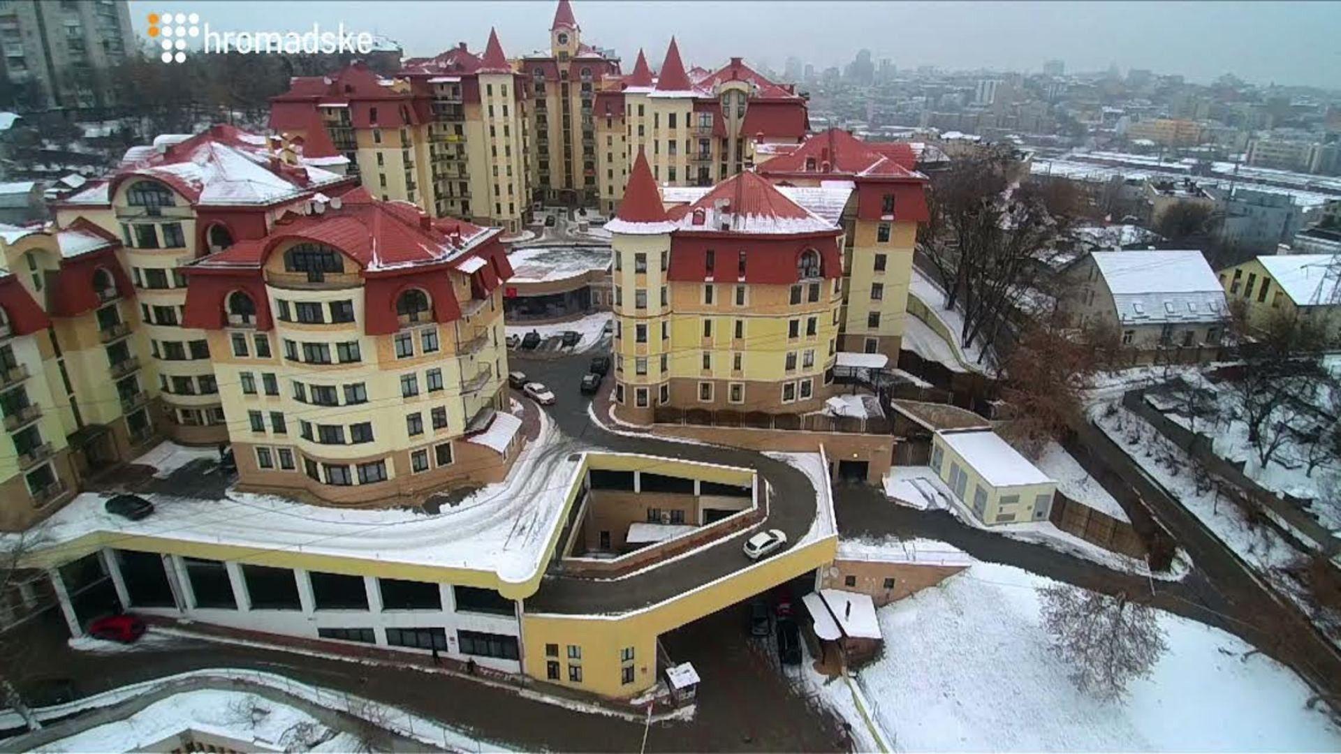 ЖК «Альпійський», де знаходиться квартира Турчинова