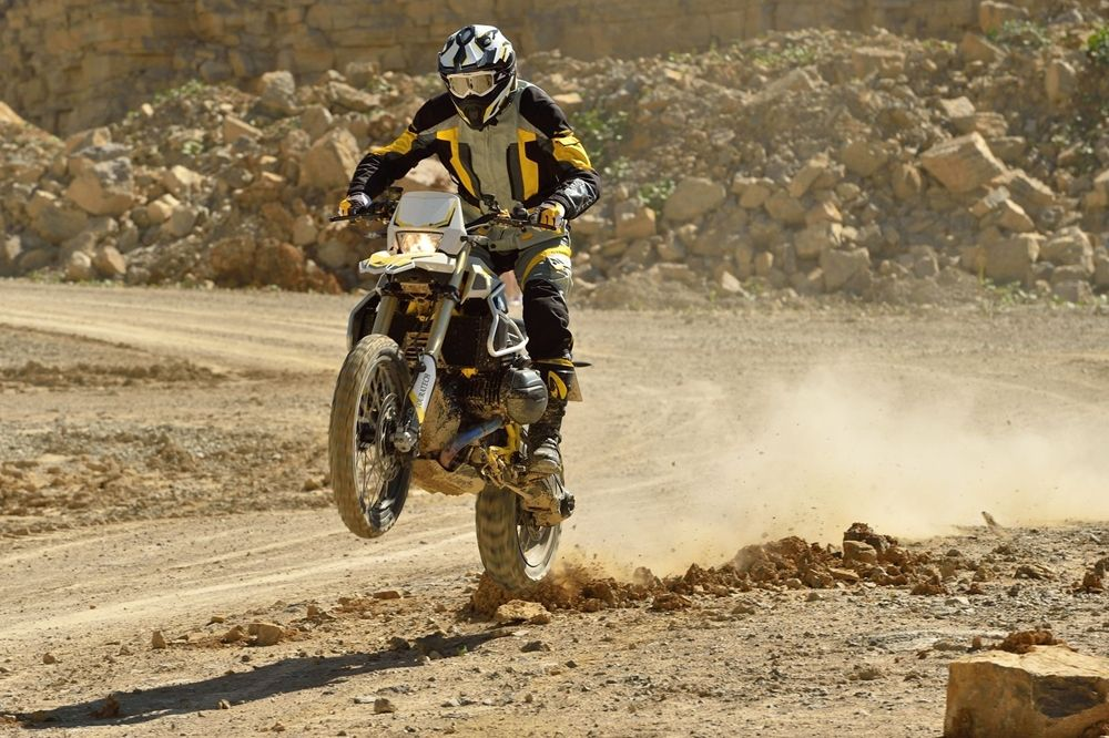 Touratech-BMW R1200GS Rambler