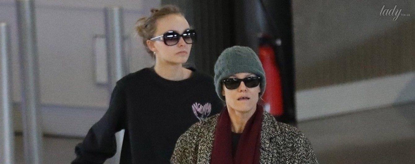 Три звездные красавицы: папарацци подловили Беллуччи, Паради и Депп в аэропорту