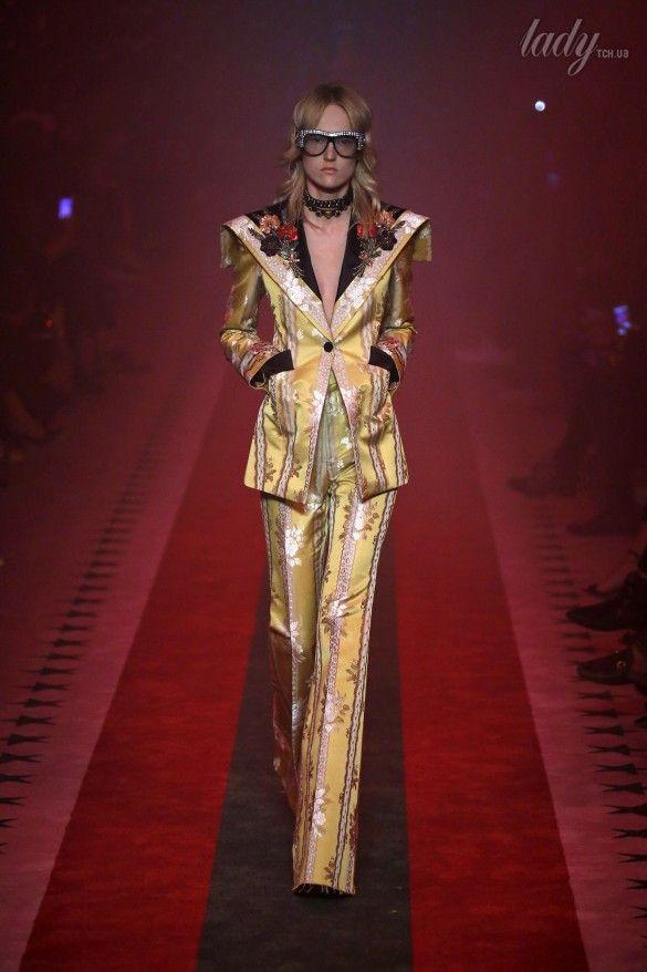 Коллекция Gucci прет-а-порте сезона весна-лето 2017_15