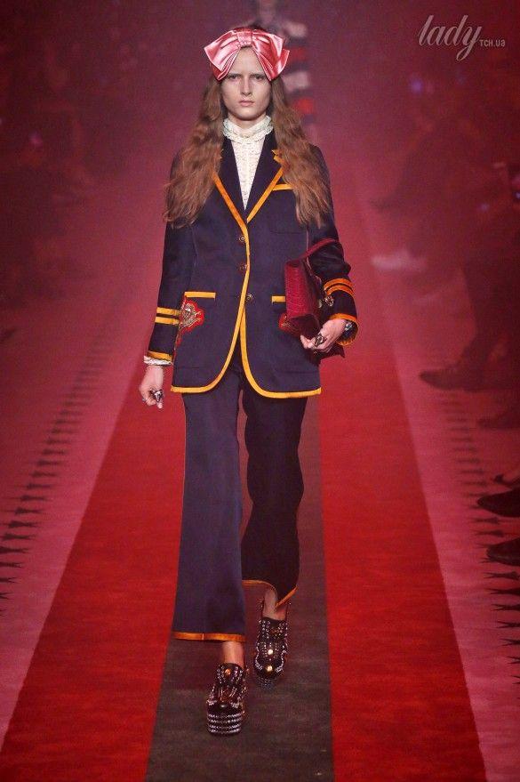 Коллекция Gucci прет-а-порте сезона весна-лето 2017_19
