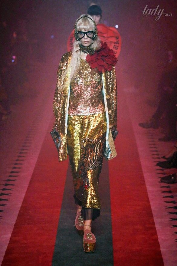 Коллекция Gucci прет-а-порте сезона весна-лето 2017_32