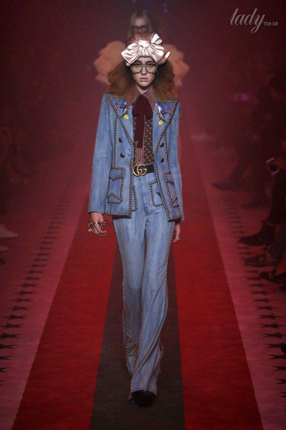 Коллекция Gucci прет-а-порте сезона весна-лето 2017_43