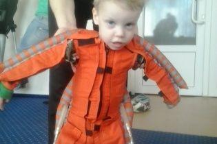 4-річний Андрійко з Донеччини потребує допомоги