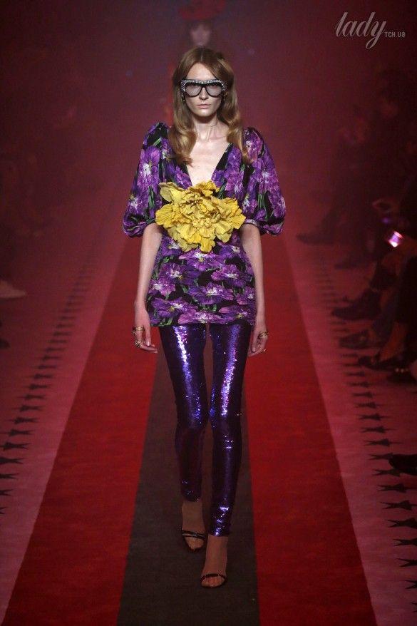 Коллекция Gucci прет-а-порте сезона весна-лето 2017_34