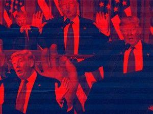 Трамп: жадання влади