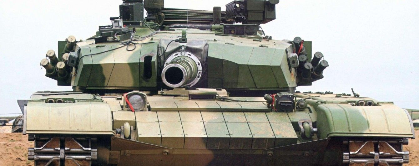 """Украинская армия получит на вооружение танки """"Оплот"""" - Муженко"""