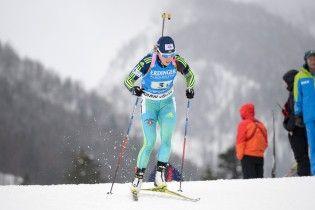 Українські біатлоністки провалили спринт Кубка світу в Рупольдингу