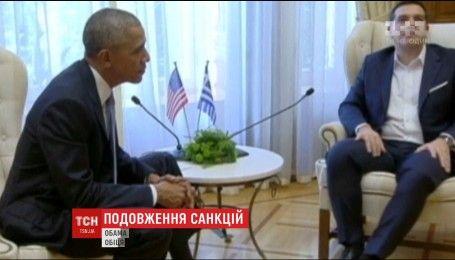 Не чекаючи інавгурації Трампа, Обама в черговий раз подовжив санкції проти Росії