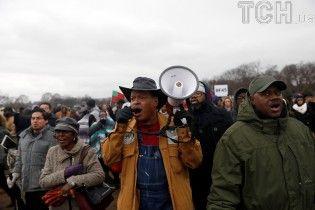 У США стартував тиждень масових протестів проти інавгурації Трампа