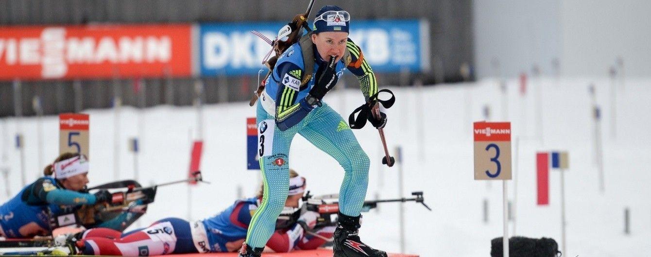 Стало известно, какими будут стартовать украинские биатлонистки в индивидуальной гонке на Олимпиаде
