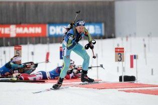 """Українка виграла """"бронзу"""" на чемпіонаті Європи з біатлону"""