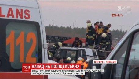 Потужний вибух знову сколихнув Туреччину