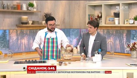 Рецепт гранолы от Руслана Сеничкина