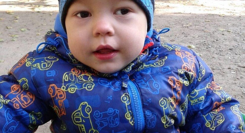 Подаруйте шанс одужати 2-річному Олексійку