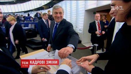 Итальянец-правоцентрист: в Брюсселе избрали нового председателя Европарламента