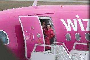 Wizz Air відкрив перший рейс зі Львова після тривалої паузи