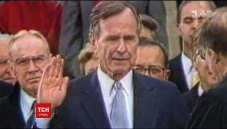 Джорджа Буша-старшего перевели в отделение интенсивной терапии