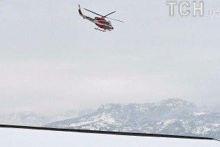В горах Италии разбился спасательный вертолет: на борту было шесть человек