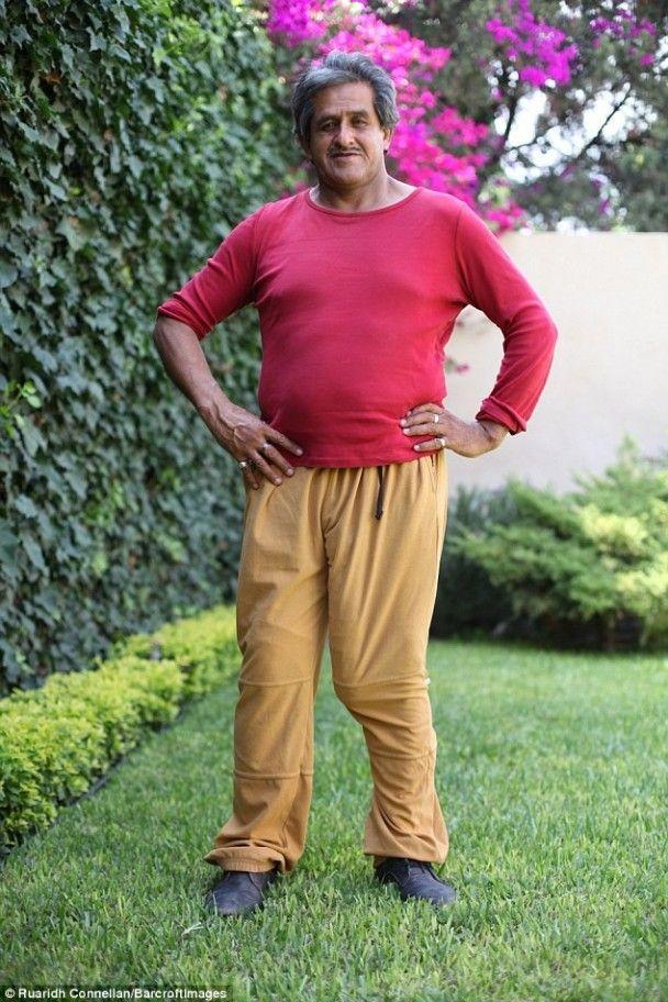 Бразилець з півметровим пенісом розповів, як тяжко жити