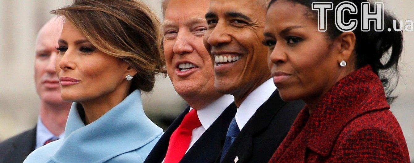 жены трампа фото