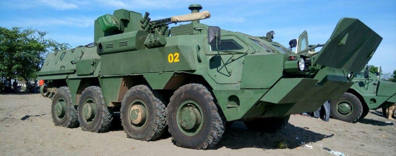 """БТР-4Е, """"Корсар"""" и """"Оплот"""": Полторак раскрыл планы приобретения армией военной техники"""