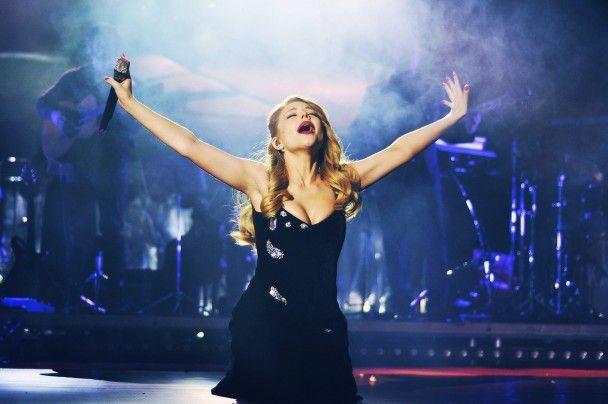 Песня Тины Кароль стала саундтреком к новому сериалу канала 1+1