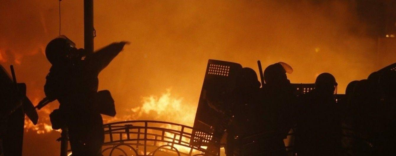 Суд отказался отстранить от работы чиновника Нацполиции, подозреваемого в разгоне Майдана