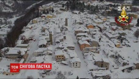 Рятувальна операція в Італії: кількість загиблих зросла